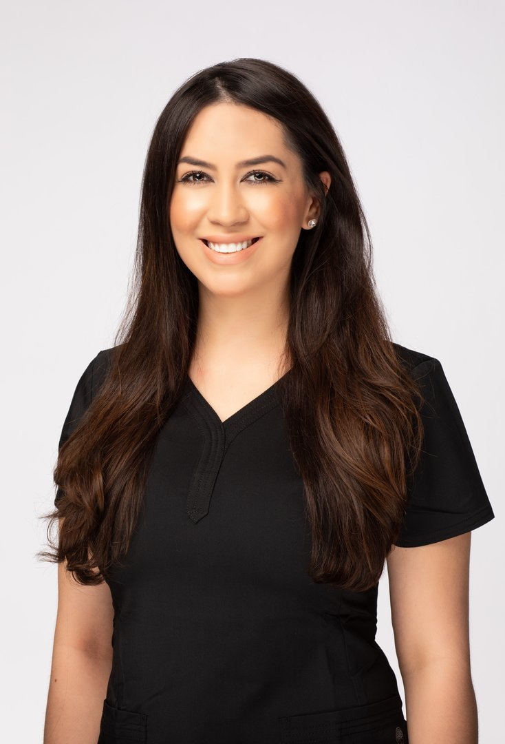 Liz Olivas dental assistant at Wildflower Dental