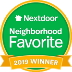 nextdoor 2019 sticker